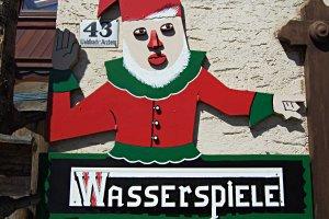 Wiedner´s Wasserspiele Waldbach